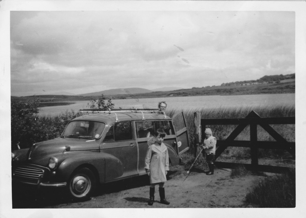 Duddy Fishing Ballintra 1970