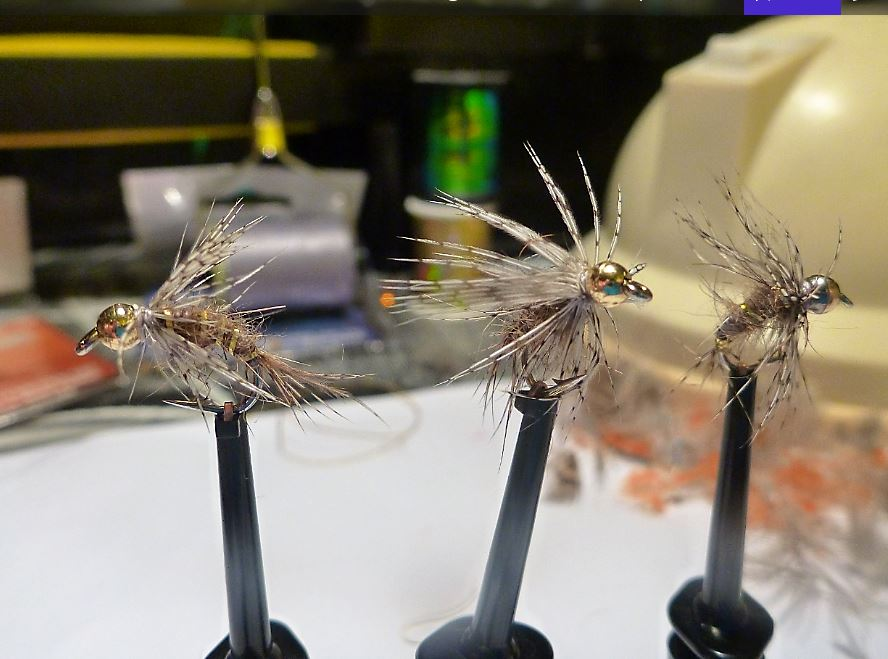 partridge soft hackle nymph