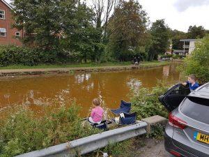 Canal Fishing