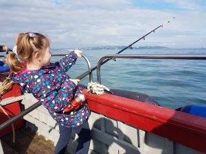 Kate Mackerel Fishing