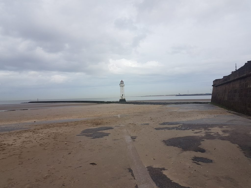 Perch Rock - A good low water mark