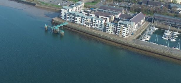 Caernarfon Travel Lodge and Fishing Pier
